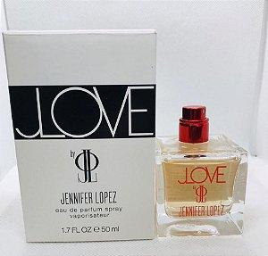 Tester  JLove Jennifer Lopez EDP Feminino 50ml - Perfume Feminino