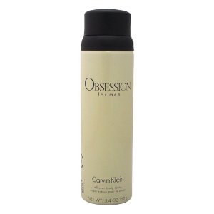 Obsession Body Spray For Men Calvin Klein 152g - Masculino