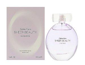 Sheer Beauty Essence Calvin Klein Eau de Toilette 100ml - Perfume Feminino