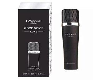 Good Voice Luxe Eau de Parfum Mont'Anne 100ml - Perfume Masculino