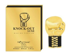 Knock-Out Luxe For Men Eau de Parfum Mont'Anne 100ml - Perfume Masculino