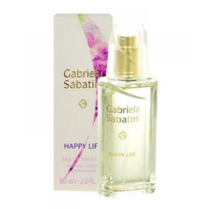 Gabriela Sabatini Happy Life Eau De Toilette 30ml - Perfume Feminino