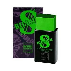 Billion Green Bond Paris Elysees Eau de Toilette 100ml - Perfume Masculino