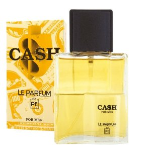 Cash For Men Le Parfum Eau de Toilette 100ml Paris Elysees - Perfume Masculino