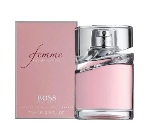 Femme by Boss Eau de Parfum Hugo Boss 75ml - Perfume Feminino