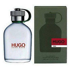 Hugo Man Eau de Toilette Hugo Boss 125ml - Perfume Masculino