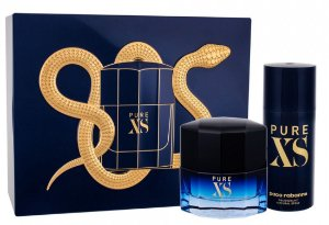 Kit Pure XS Paco Rabanne Eau de Toilette 50ml + Desodorante 150ml - Masculino