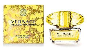 Versace Yellow Diamond Eau de Toilette 30ml - Perfume Feminino