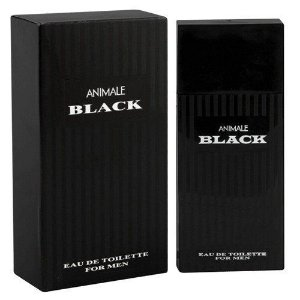 Animale Black Eau de Toilette For Men 50ml