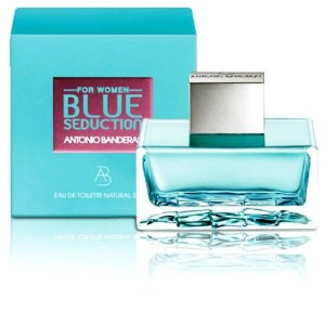 Blue Seduction For Woman Eau de Toilette Antonio Banderas 80ml - Perfume Feminino