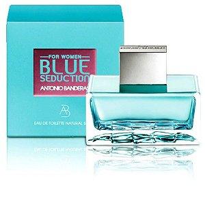 Blue Seduction For Woman Eau de Toilette Antonio Banderas 50ml - Perfume Feminino