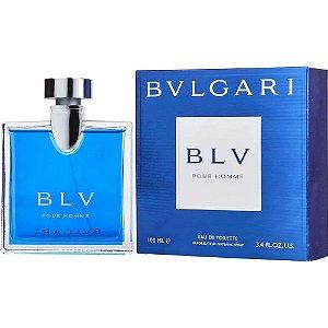 BLV Pour Homme Eau de Toilette Bvlgari 100ml - Perfume Masculino