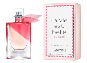La Vie Est Belle En Rose Lancôme Eau de Toilette 50ml - Perfume Feminino