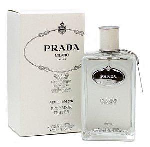 Tester Les Infusions Amande Prada Eau de Parfum 100ml - Perfume Feminino