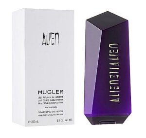 Tester Loção Corporal Alien Mugler Body Lotion - 200ml