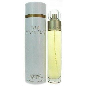 360º Eau de Toilette Perry Ellis 50ml - Perfume Feminino