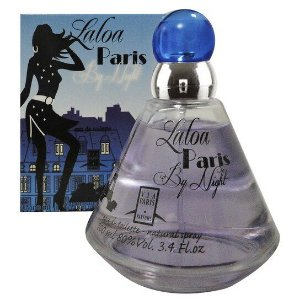 Laloa Paris by Night Eau de Toilette Via Paris 100ml - Perfume Feminino