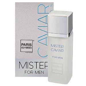 Mister Caviar Paris Elysees Eau de Toilette 100ml - Perfume Masculino