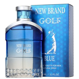 Golf Blue Eau de Toilette New Brand 100ml - Perfume Masculino