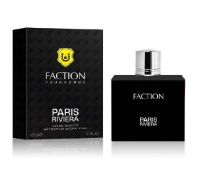 Faction Paris Riviera Eau de Toilette 100ml - Perfume Masculino
