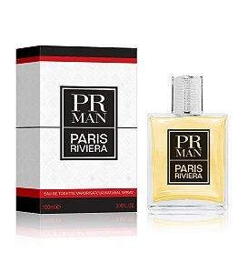 PR Man Paris Riviera Eau de Toilette 100ml - Perfume Masculino