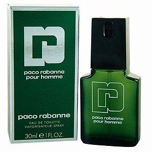 Paco Rabanne Pour Homme Eau de Toilette 30ml - Perfume Masculino