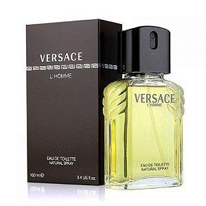 Versace L'homme Eau de Toilette Versace 100ml - Perfume Masculino