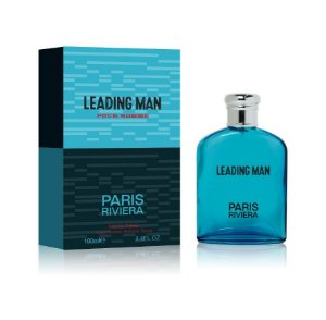 Leading Man Eau de Toilette Paris Riviera 100ml - Perfume Masculino