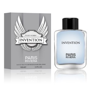 Invention Paris Riviera Eau de Toilette 100ml - Perfume Masculino
