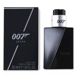 James Bond 007 Seven Eau de Toilette 30ml - Perfume Masculino