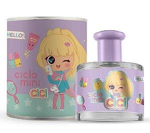 Deo Colônia Cici Bela 100ml - Perfume infantil