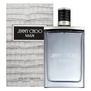 Jimmy Choo Man Eau de Toilette - Jimmy Choo 100ml - Perfume Masculino