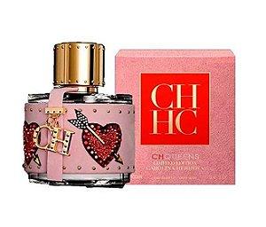 CH Queens LImited Edition Carolina Herrera Eau De Parfum 100ml - Perfume Feminino