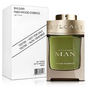 Tester Bvlgari Man Wood Essence Bvlgari EDP 100ml - Perfume Masculino