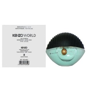 Tester Kenzo World Eau de Parfum 75ml - Perfume Feminino