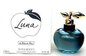 Tester Luna Eau De Toilette Nina Ricci 80ml - Perfume Feminino