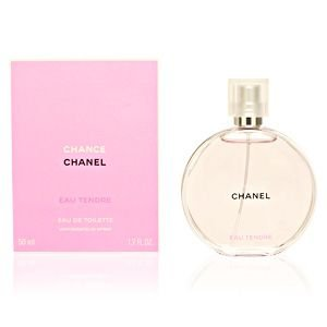 Chance Eau Tendre Eau de Toilette Chanel 50ml - Perfume Feminino