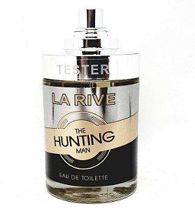 Tester The Hunting Man Eau de Toilette La Rive 75ml - Perfume Masculino