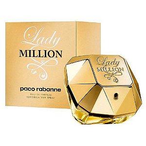 Lady Million Eau de Parfum Paco Rabanne 80ml- Perfume Feminino