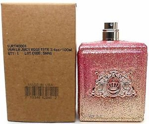 Tester Viva La Juicy Rosé Eau de Parfum Juicy Couture 100ml - Perfume Feminino