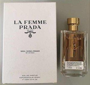 Tester La Femme Eau De Parfum Prada 100ml - Perfume Feminino