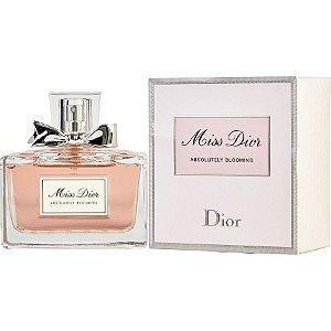 Miss Dior Absolutely Blooming Eau de Parfum Dior 100ml - Perfume Feminino