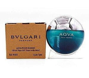 Tester Aqva Eau de Toilette Bvlgari 100ml - Perfume Masculino