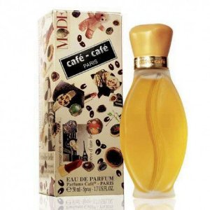 Café-Café Eau de Parfum Café Parfums 100ml - Perfume Feminino
