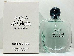 Tester Acqua Di Gioia Eau de Parfum Giorgio Armani 50ml - Perfume Feminino