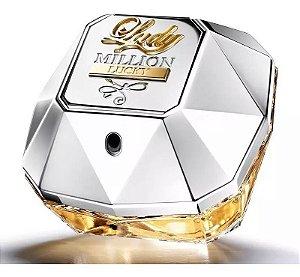 Tester Lady Million Lucky Eau de Parfum Paco Rabanne 80ml - Perfume Feminino