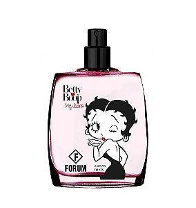 Tester Deo Colônia Betty Boop My Jeans Forum 50ml - Perfume Feminino
