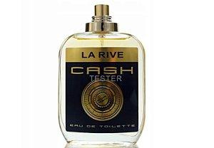 Tester Cash Eau de Toilette La Rive 100ml - Perfume Masculino