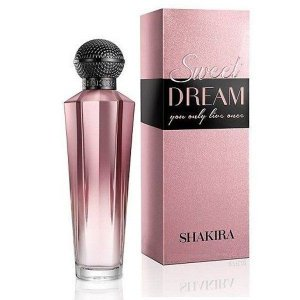 Sweet Dream Eau de Toilette Shakira 50ml - Perfume Feminino