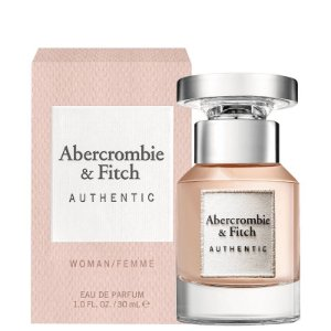 Authentic Eau de Parfum Abercrombie & Fitch 30ml - Perfume Feminino